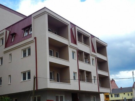 Buildings in Strumica